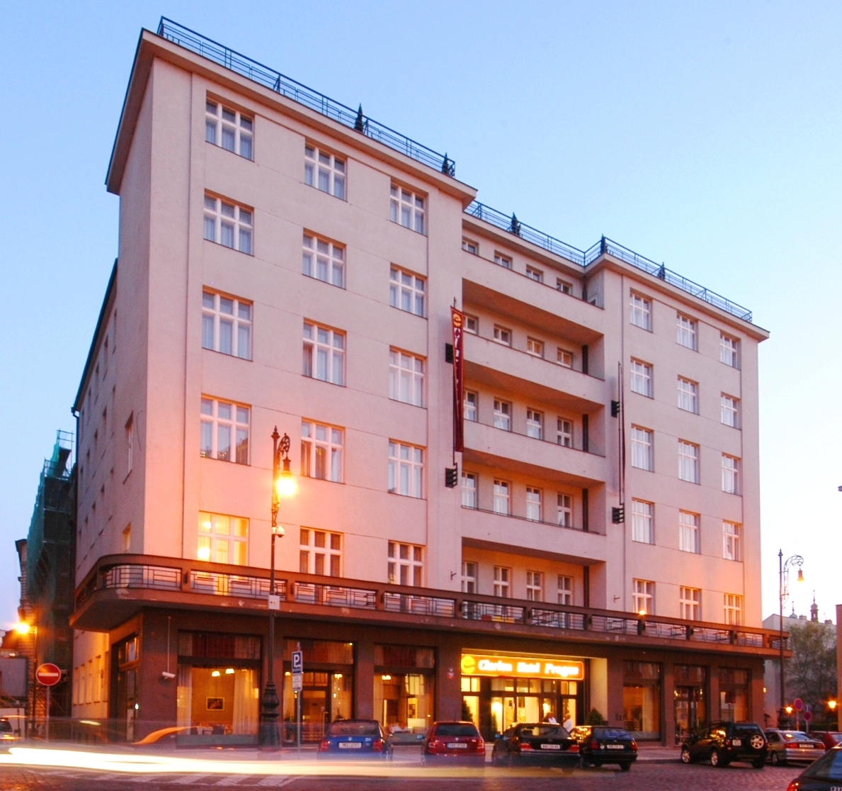 Clarion hotel prague old town praha turistick net for Hotels in prague old town