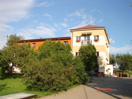 pohled na školící středisko