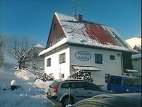Krásná zima v Beskydech