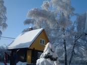 Pustevny zima