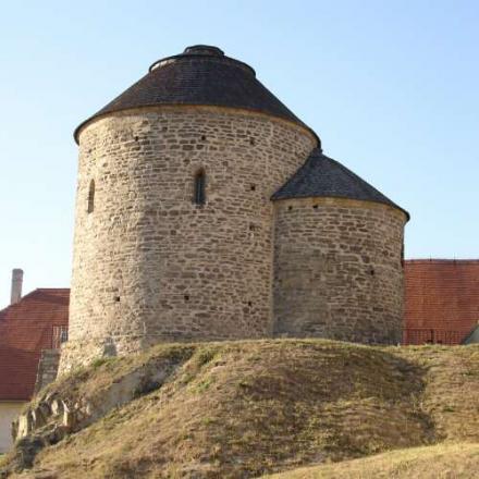 Rotunda svaté Kateřiny Znojmo - národní kulturní památka