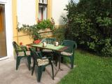 zahrádka - apartmán Zahradník