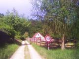 dřevěná chata - levné ubytování